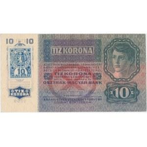 Czechoslovakia, 10 Korun 1919 (1915)