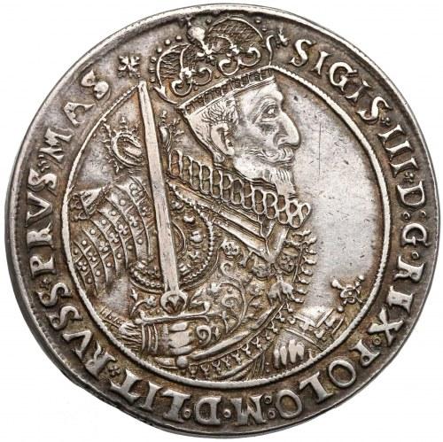 Zygmunt III Waza, Talar Bydgoszcz 1628 - Półkozic na Rw.