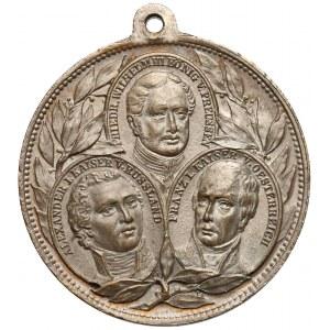 Niemcy, Medal pamiątkowy 100-lecie Bitwy narodów pod Lipskiem 1813 (1913)