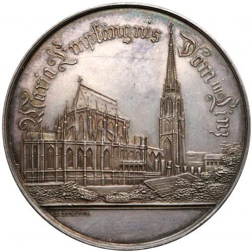 Niemcy, Medal Dr R. Hittmair biskup Linzu