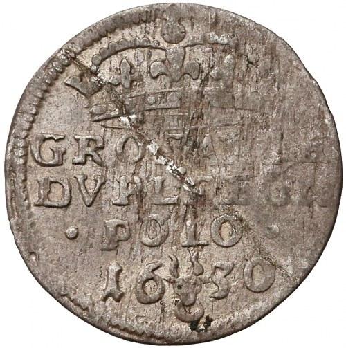 Jan II Kazimierz, Dwugrosz Wschowa 1650 - REGN