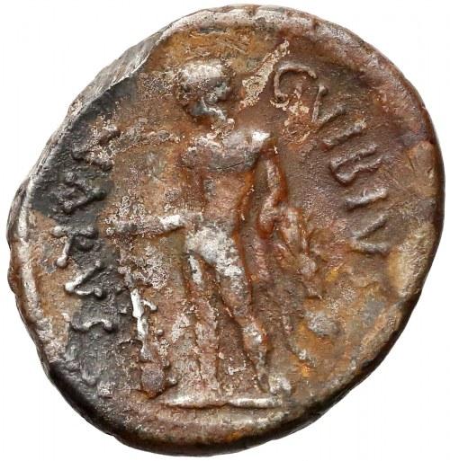 Roman Republic, C. Vibius Varus Denarius (42 BC)