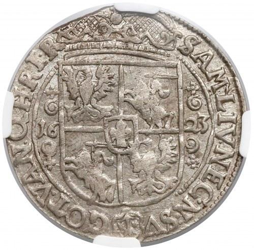 Zygmunt III Waza, Ort Bydgoszcz 1623