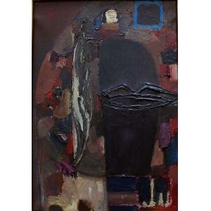 Stefan Krygier (1923-1997), Kompozycja (1952)