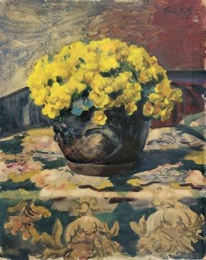 Grott Teodor, KACZEŃCE W WAZONIE, 1919