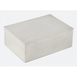 Pudełko srebrne