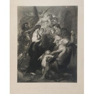 Peter Paul RUBENS (1577-1640) - według, Święta Rodzina
