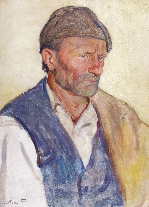 Włodzimierz BŁOCKI (1885-1921), Sycylijczyk, 1912