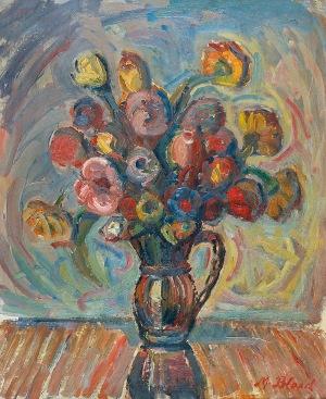 Maurycy BLOND (1899-1974), Kwiaty