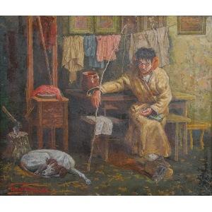 Paweł ROSEN, XX w., Ku przestrodze samotnym mężczyznom