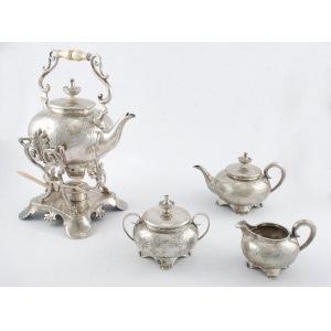 Vincenz MAYER (czynny 1810-1865, synowie do 1922), Garnitur do herbaty