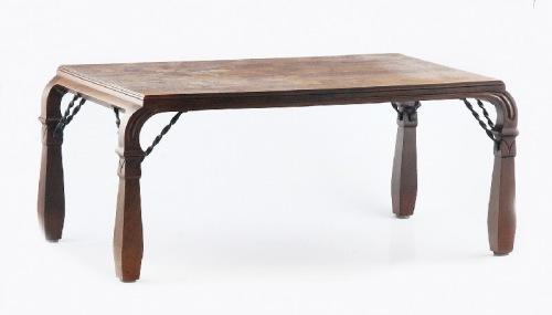 Stolik - pulpit secesyjny