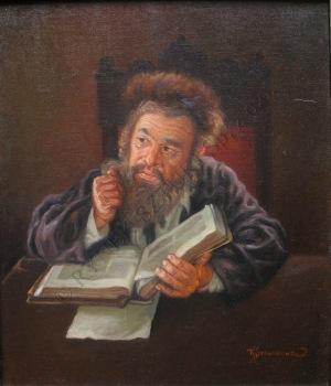Konstanty Szewczenko (1910-1991), Nad księgą