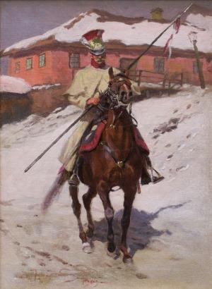 Rozwadowski Zygmunt, SZWOLEŻER, 1909