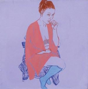Agnieszka Sandomierz (ur. 1978, Warszawa), Bez tytułu, 2014 r.