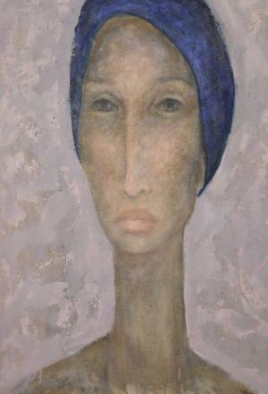 Iza Staręga , Z cyklu Kobiety w chustach, mężczyźni w hełmach
