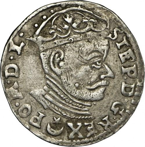 trojak, 1582, Wilno