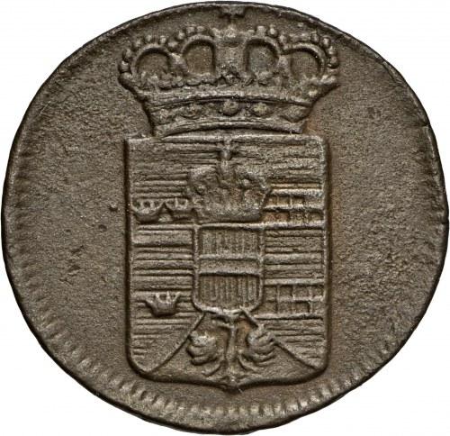 1 szeląg, 1774