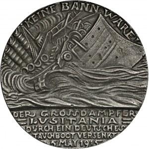 1915, LUSITANIA