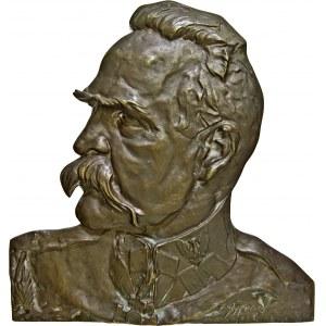 plakieta, Józef Piłsudski