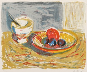 Maurycy BLOND [BLUMENKRANC] (1899-1974), Martwa natura