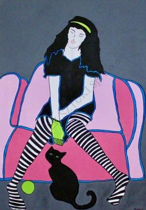 Agata Bajszczak, Me myself and I nr 5 (2016)
