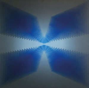 Marlena LENART (ur. 1984), Dynamika trójkąta VII, 2015