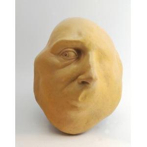 Dominik WDOWSKI (ur. 1979), Potato [Self portrait], 2009-2017