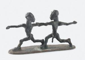 Sylwester AMBROZIAK (ur. 1964), Taniec, 2001