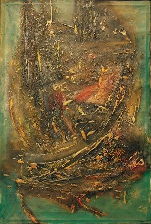 Marian Bogusz (1920-1980), STRUKTURY 27, 1960 r.