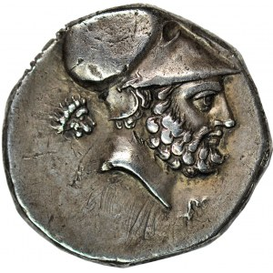 Grecja - Lukania, Miasto Metapont, Stater 340-330 pne