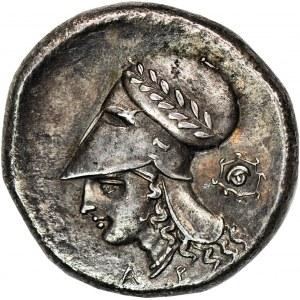 Grecja - Koryntia, Miasto Korynt, Stater około 338-300 pne