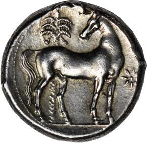 Grecja - Zeugitana, Miasto Kartagina, Szekel 300-260 pne