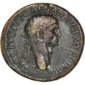 Cesarstwo Rzymskie, Klaudiusz (August 41-54 ne), Sesterc