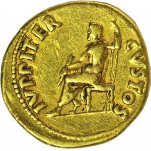 Cesarstwo Rzymskie, Neron (August 54-68 ne), Aureus 64-65 ne.