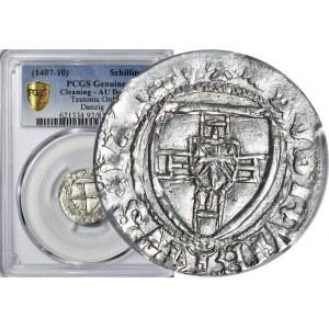 RR-, Zakon Krzyżacki, Ulryk Von Jungingen (1407-1410), Szeląg