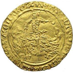 Francja, Robert z Genewy 1368-1372, Franc a cheval, Cambrai