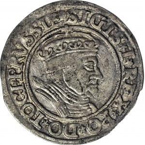 Zygmunt I Stary, Grosz 1534, Toruń, PRVSSIE/PRVSSIE