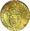 RR-, Henryk Walezy, król Polski 1573-1589, Dukat (ecu d'or) 1578, Kopicki R4