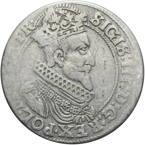 RR-, Zygmunt III Waza, Ort 1623 Gdańsk, DATA W OTOKU, T.25, R5