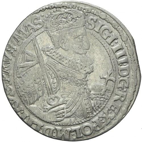 Zygmunt III Waza, Ort 1621, Bydgoszcz, rzadki