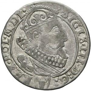 Zygmunt III Waza, Szóstak 1626, Kraków, GROSS