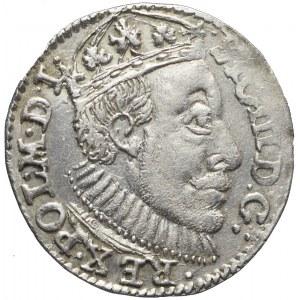 R-, Zygmunt III Waza, Trojak 1588, Olkusz, R3