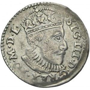 Zygmunt III Waza, Trojak 1588, Poznań