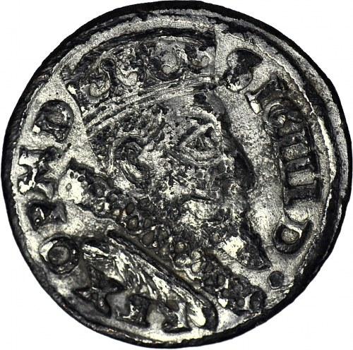RR-, Zygmunt III Waza, naśladownictwo Trojaka bydgoskiego 1261