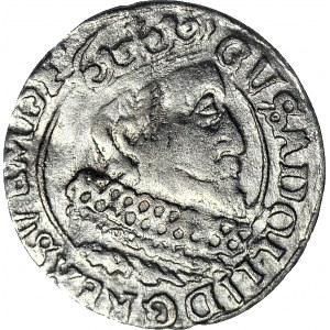 RR-, Gustaw II Adolf, Grosz 1632, Elbląg