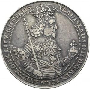 RR-, Władysław IV Waza, Donatywa 1644, Gdańsk, R3