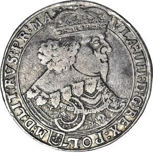 RR-, Władysław IV Waza, Talar 1642, Bydgoszcz, R6-R7