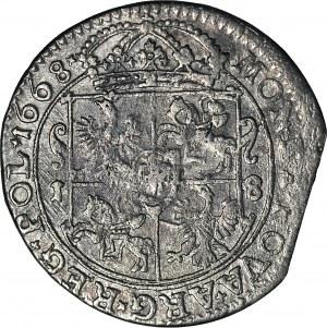 Jan Kazimierz, Ort 1668, Bydgoszcz