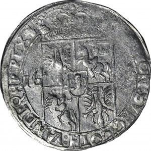 RRR-, Jan Kazimierz, Ort 1656 Lwów, średniej wielkości popiersie